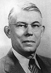 Biochemist Edward Doisy